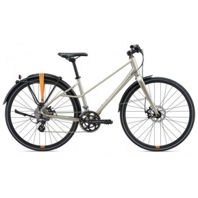 """Велосипед  для города 28"""" LIV BELIV 2 CITY FS grey  Фото №1"""