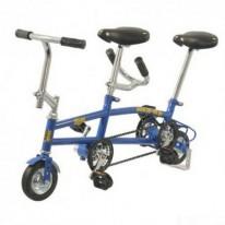 Мини-велосипед-тандем QU-AX Minibike Tandem