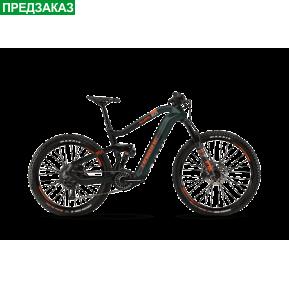 """Электровелосипед 29"""" Haibike XDURO AllMtn 8.0 - 2021 Фото №1"""
