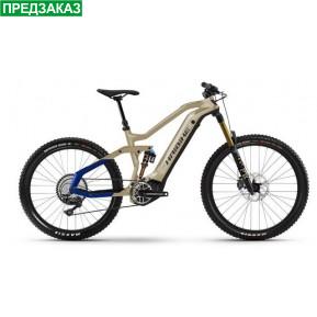 """Электровелосипед 29"""" Haibike XDURO AllMtn 7.0 - 2021 brown Фото №1"""