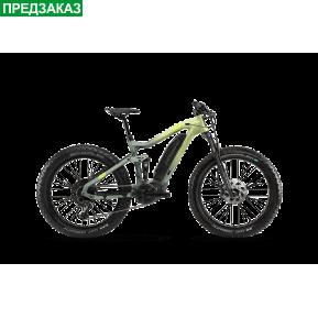 Электровелосипед Haibike FullFatSix 2021 Фото №1