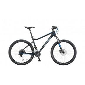 """Велосипед 27,5 """" KTM ULTRA FUN рама S - 2021 черно-серый Фото №1"""