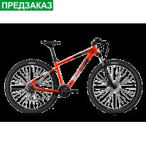 "Велосипед 27,5"" Ghost Kato  ESSENTIAL 2021 dark red"