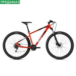"Велосипед 27,5"" Ghost Kato  ESSENTIAL 2021 dark red Фото №1"