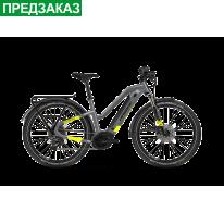 Велосипед E-bike Haibike SDURO Trekking 6 Lowstandover 2021