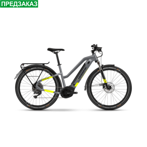 Велосипед E-bike Haibike SDURO Trekking 6 Lowstandover 2021 Фото №1