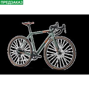 "Gravel велосипед 28"" Koga Colmaro Allroad Olive Green  Фото №1"