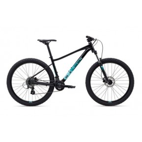 "Велосипед  горный 27.5"" Marin Wildcat Trail 3 WFG gloss black 2021 Фото №1"