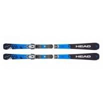 Лижі+кріплення HEAD 19 315268/100746 V-Shape V4 SW LYT-PR + PR 11 GW 163