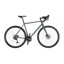 Рама+Вилка AUTHOR (2021) Ronin SL,  цвет-матовый серый (REYNOLDS CR 725 )