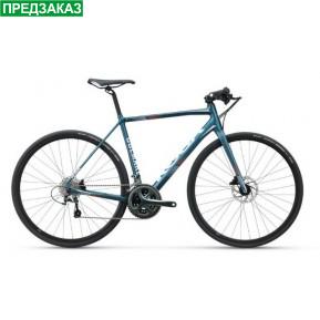 """ROAD велосипед 28"""" Koga COLMARO SPORTS Teal matt  Фото №1"""
