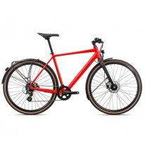"Велосипед 28"" Orbea CARPE 25 M Red-Black 2020"
