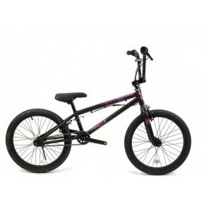 Велосипед  BMX POLYGON RUDGE 3 черный (2020) Фото №1