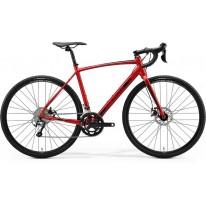 "cyclo cross велокрос велосипед 28"" Merida MISSION CX 300 SE L SILK X'MAS RED(BLACK) - 2020"