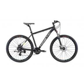 "Велосипед горный 27.5"" KINETIC Crystal 2021 black Фото №1"