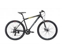 """Велосипед горный 27.5"""" KINETIC Storm 2022 black"""