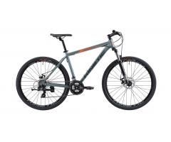 """Велосипед горный 27.5"""" KINETIC Storm 2022 grey"""