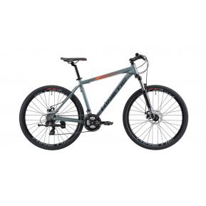 """Велосипед горный 27.5"""" KINETIC Storm 2022 grey Фото №1"""