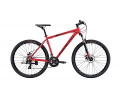 """Велосипед горный 27.5"""" KINETIC Storm 2022 red"""