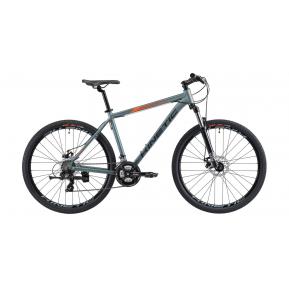 """Велосипед горный 27.5"""" KINETIC Storm 2021 grey Фото №1"""