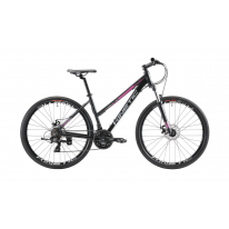 "Велосипед горный 27.5"" KINETIC Vesta 2022 black"