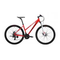 "Велосипед горный 27.5"" KINETIC Vesta 2022 red"