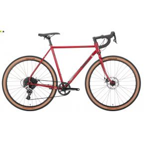 """Велосипед гравийный 27.5"""" Surly Midnight 2021 red Фото №1"""