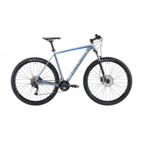 """Велосипед горный 29"""" CYCLONE SX 29 2021 grey Фото №1"""