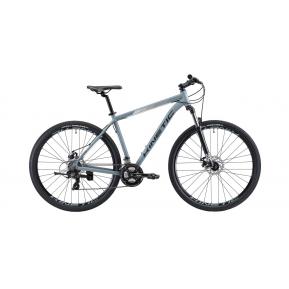 """Велосипед горный 29"""" KINETIC Storm 2021 grey Фото №1"""