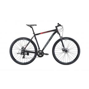 """Велосипед горный 29"""" KINETIC Storm 2022 black Фото №1"""