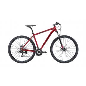 """Велосипед горный 29"""" KINETIC Storm 2022 red Фото №1"""