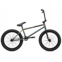 Велосипед BMX KINK  Cloud - 2021 серо-зеленый