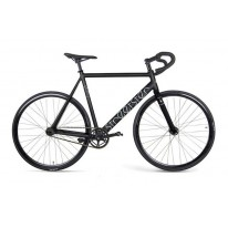 Трековый велосипед фикс Streetster NATHAN BLACK 2019 L - 58 см