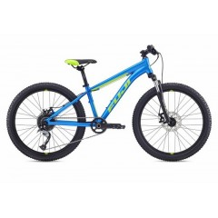 "Детский велосипед 24"" Fuji DYNAMITE 24 Pro Disc 2020 Blue"