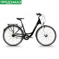 """Міський велосипед 26"""" HEAD CITY 7G чорний 2021"""