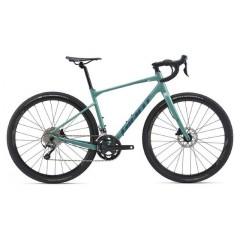 "Гравийник велосипед 28"" Giant REVOLT 1 бирюза 2020"