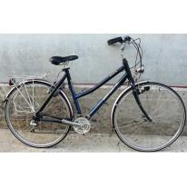 бу велосипед из Голландии Gazelle Kopra Mistral рама 54см алюм 28 колеса 21х Shiamno Altus