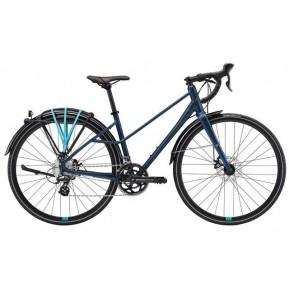 """Велосипед  для города 28"""" LIV BELIV 2 CITY dark-blue 2018 Фото №1"""