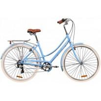 "Велосипед 28"" Dorozhnik SAPPHIRE PH (голубой) планетарка  - 2021"
