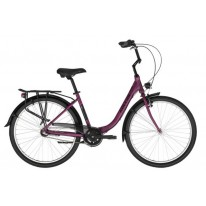 """Велосипед 26"""" Kellys 2021 Avery 10  фиолетовый"""