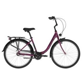 """Велосипед 26"""" Kellys 2021 Avery 10  фиолетовый Фото №1"""
