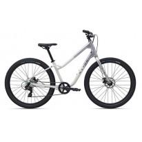 "Велосипед 27,5"" Marin STINSON 1 2021 white silver"