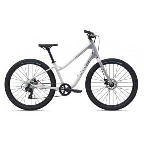"Велосипед 27,5"" Marin STINSON 1 2021 white silver Фото №1"