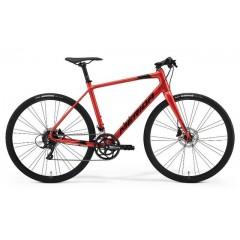 """Городской велосипед 28"""" Merida Speeder 200 (2021) red"""