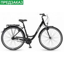"""Городской велосипед 28"""" Winora Hollywood, black matt 2021 (Германия)"""