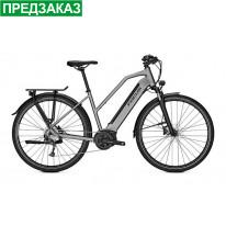 """Електровелосипед 28""""  Focus Bikes Planet2 5.9 2021 Men Toronto Grey"""