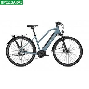 """Электровелосипед 28"""" Focus Bikes Planet2 5.9 2021 Men Heritage Blue Фото №1"""