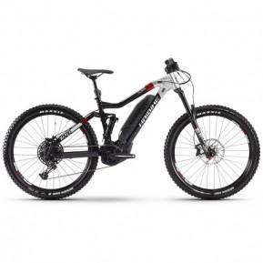 "Электровелосипед 27.5"" Haibike XDURO AllMtn 2.0 500Wh 12 s. NX Eagle 27.5"", рама L, черно-серо-красный, 2020 Фото №1"