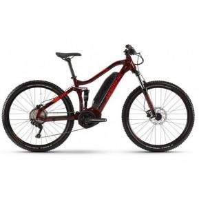 "Электровелосипед  женский 27,5"" Haibike SDuro FullSeven Life 1.0 500Wh 10 s.  2020 Фото №1"