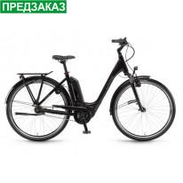 "Электровелосипед 28"" Winora Sinus Tria N7 eco black - 2021"